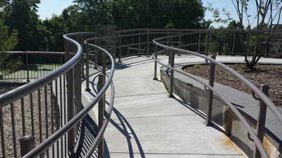 Commercial Iron Railings in Washington DC, Maryland and VA