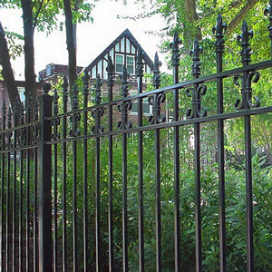 Wrought Iron Fences and Gates in Maryland and DC