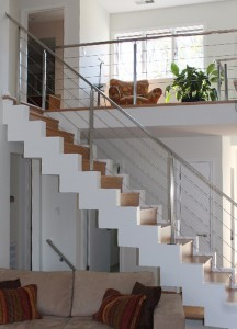 Stainless Steel Cable Railings in MD