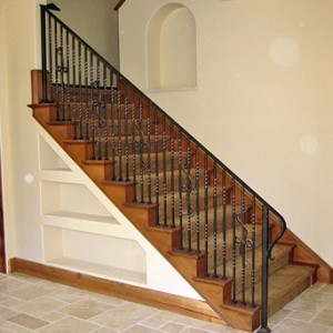Interior Steel Railings in Maryland and DC