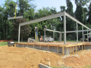 Structural Steel Work in MD, VA and Washington DC
