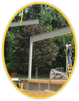 Structural Steel in Maryland, DC, and Virginia
